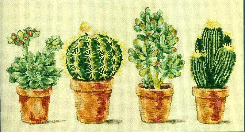 Les Cactus Roland Besset L Incontournable Du Patchwork