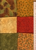 lot de 6 Fat Quarters, 054