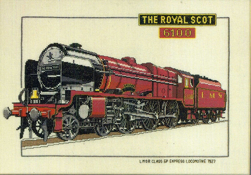 ROYAL SCOT locomotive 1927
